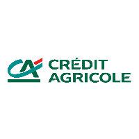 Crédit Agricole partnerem Pilkonu. Logo Crédit Agricole.