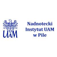 Nadnotecki Instytut UAM w Pile partnerem Pilkonu. Logo Nadnotecki Instytut UAM w Pile.