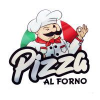 Pizza Al Forno partnerem Strefy Gastronomicznej Pilkonu 2021. Logo Pizza Al Forno.