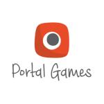 Logo Portal Games - partnera Pilkonowego Games Roomu 2021.