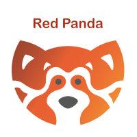 Red Panda partnerem Pilkonu. Logo Red Panda.